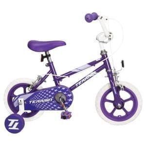"Terrain Girls 12"" Bike Purple Save £25"