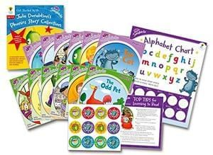 Julia Donaldson's Phonics Story Collection for beginner readers