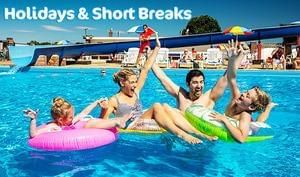 Family Holiday Breaks From £10 Per Person!