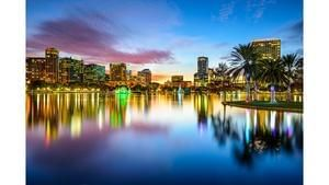 Win a 7 night stay to Orlando