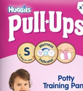 Huggies Pull-Ups Disney Princesses Save £2.75