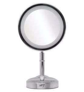 No7 Illuminated Makeup Mirror Save £25