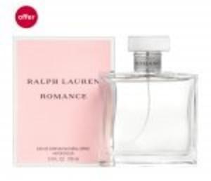 Ralph Lauren Romance Eau de Parfum Spray 100ml Save £32