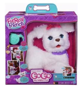 HALF PRICE: FurReal Friends Go Go My Walkin' Pup. Bargain Price!