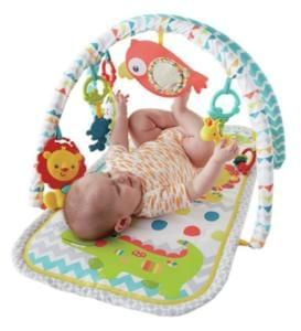 HOT DEAL! Half Price 3-in-1 Musical Activity Gym for Baby (From Birth)