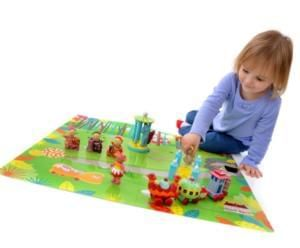 HALF PRICE: In The Night Garden Value Playset