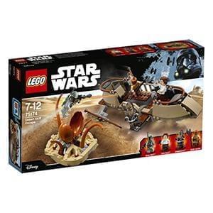 25% Discount: LEGO 75174 Desert Skiff Escape