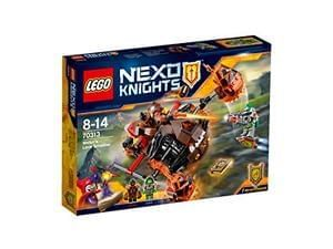 Save 22%. LEGO Nexo Knights 70313 Moltor's Lava Smasher, now £13.99 at Amazon