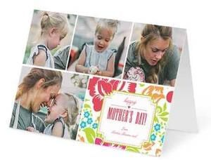 Free Mothers Day Card - Just 99p postage!