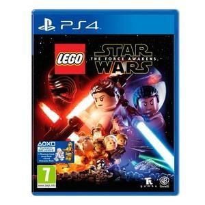 LEGO Star Wars The Force Awakens PS4.