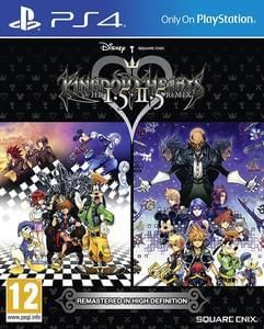 Kingdom Hearts HD 1.5 and 2.5 Remix - PS4