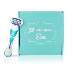 Dorco EVE 6 Free Trail Pack of Razors for women just pay shipping