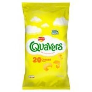 20 pack of quavers now £2 at Morrisons