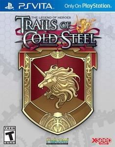 The Legend of Heroes: Trails of Cold Steel - Lionheart Edition (PS Vita)