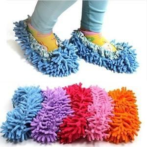 Cute Dust Mop Slippers Floor Cleaner( free delivery )
