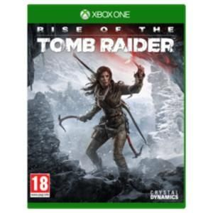 Rise of the tomb raider (XB1) £9.99 preowned at GAME