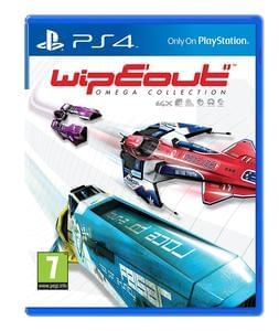 WipEout: Omega Collection (PS4) Pre-Order
