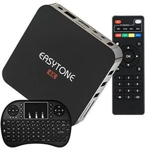 Easytone Google Android TV Box Save £19 Free Delivery