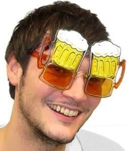 Beer Goggle Glasses