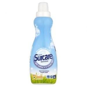 Free Surcare Laundry Liquid