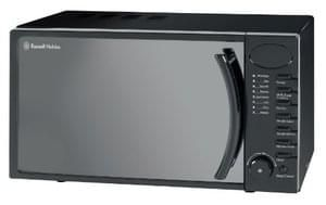 Russell Hobbs 17L Digital 700w Solo Microwave Save £25.99 Free Delivery