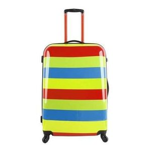 Striped 28 Inch Suitcase Save £13.50 Free C+C