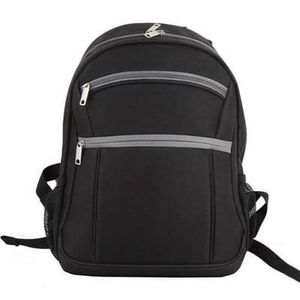 Dunelm Black Backpack Save £2 Free C+C