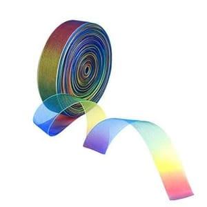 Shimmer Sheer Organza Ribbon,