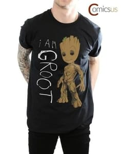 Win a baby groot T-shirt