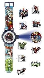 Marvel Avengers Kids Digital Multi Projection Watch