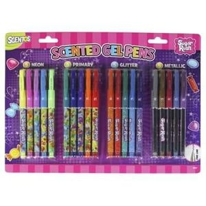 Scentos Scented Gel Pens 20 Pack