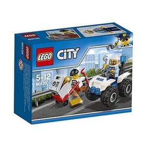 LEGO atv arrest.