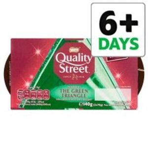 Nestle Quality Street Chocolate Dessert Limited Edition 2X70g