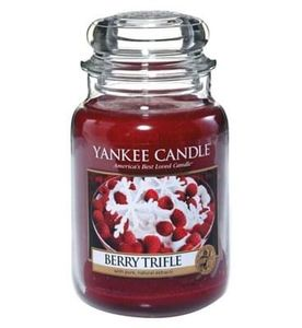 Yankee Candle Berry Trifle Large Jar