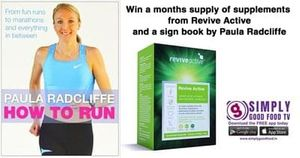 Win a months supple of supplements