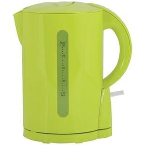 Colourmatch Plastic Apple Green Jug Kettle