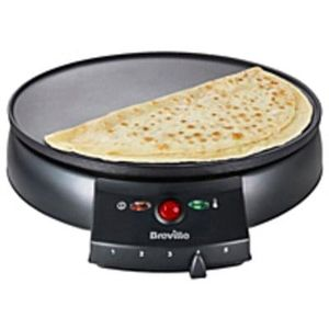 Breville Traditional Crepe Maker Save £7.96 Free C+C