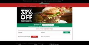 33% off your bill