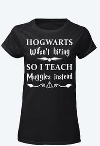 Harry Potter Teacher t shirt