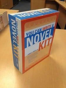 Win a novel writing kit!