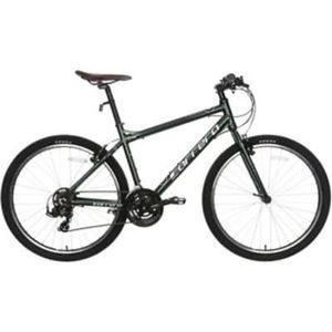Halfords Carrera Parva Mens Hybrid Bike Save £137 Free Delivery & C+C