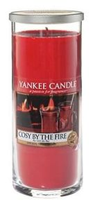Yankee Candle Cosy by The Fire Large Pillar Candle