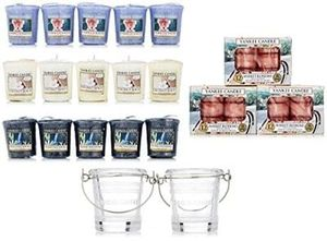 Yankee Candle 53 Piece Pure Essence Collection Gift Set