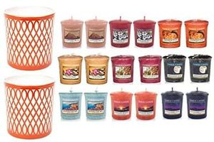 Yankee Candle 20 Piece Holders & Votive Gift Set