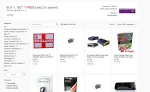 Buy One Get One Free offer! at eBay UK