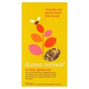 Dorset Cereal Honey Granola 325g