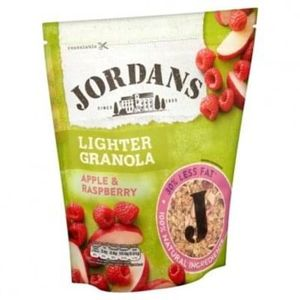 Jordans Apple & Raspberry Lighter Granola 550g