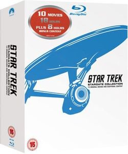 Startrek Blu Ray Box set