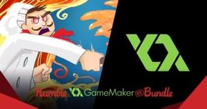 The Humble GameMaker Rebundle - From £0.81 (HumbleBundle)