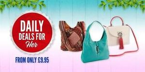 A cracking Joe Browns deal for a limited time only